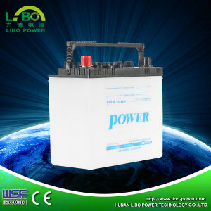 Japanese Standard Dry Charged 12V45ah N45 Auto Car Battery