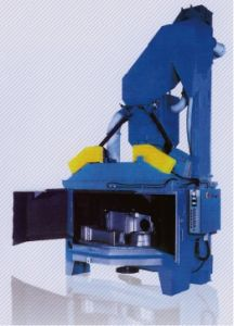 Q3512 Turning Plate Type Sand Blasting Cleaning Machine