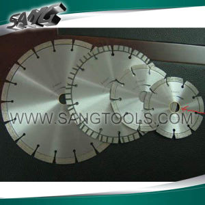 Laser Welded Diamond Saw Blade for Concrete (250-800mm) pictures & photos