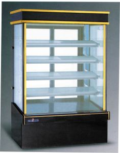 Upright Marble Cake Display Cabinets (CLSB1.2/1.5/1.8FL2C5) pictures & photos