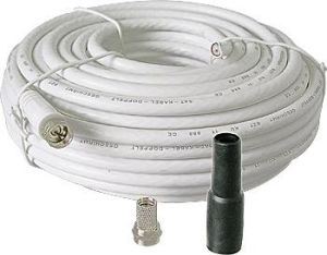 F-F Coaxial Cable