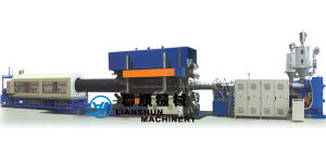 CE/SGS/ISO9001 PE Double Wall Corrugated Pipe Making Machine pictures & photos