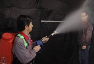 China Backpack Single Phase Flow Water Mist Fire
