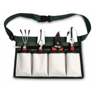 Garden Tool with Waist Bag pictures & photos