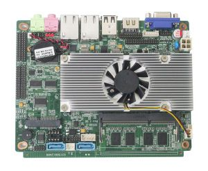 Low Power Atom D2550 Mini Itx Motherboard for 8*USB pictures & photos