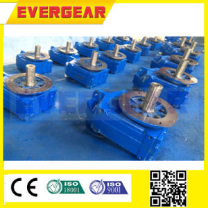 F Series Shaft Mounted Gear Reducer Parallel Shaft Gear Motor pictures & photos