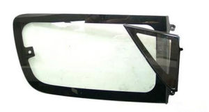 Auto Tempered Side Windshield Glass