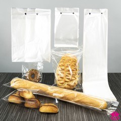 Plastic Clear Food Bag pictures & photos