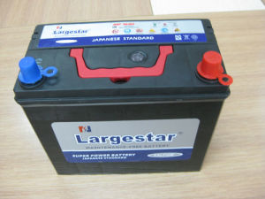 Lead Acid Battery Dry Charged Battery Storage Battery Mfn40 pictures & photos