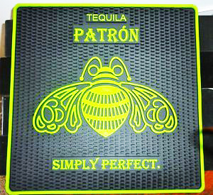 Patrons Bar Mat, Square Bar Mat