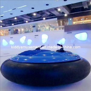 Indoor UFO Ice Bumper Car for Ice Snow
