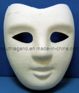 Uncolored Mask-DIY