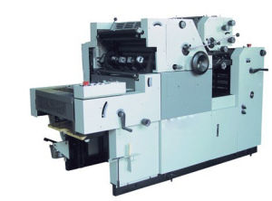AC56II-S Two-Color Offset Printing Machine pictures & photos