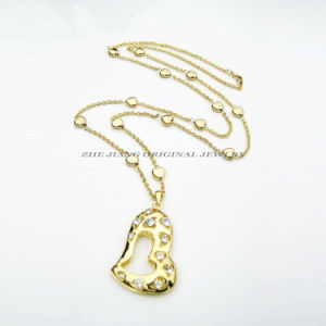 Fashion Heart Necklace (Ojnk-02238)