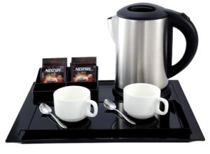 Hotel Cordless Kettle Stainless Steel Electric Kettle pictures & photos