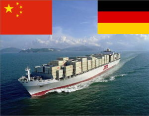 Global Logistics Service Provider From China to Germany