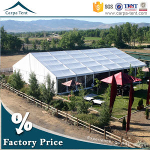 Large Clear Span Tents Manufacture New Blackout Tarpaulin Banquet Tents Wholesale pictures & photos