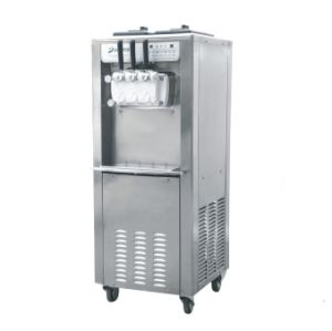 Free Standing Commercial Ice Cream Machine for Hotel Buffet and Restaurant pictures & photos
