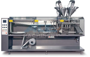 Food Automatic Vacuum Food Packaging Machinery for Granual (ACE-BJZ-J1) pictures & photos