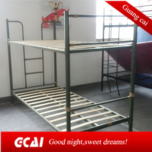 China Marine Style Iron Pipe Tube Metal Frame Bunk Bed China Bunk