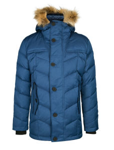 Latest Design Medium Length Business Leisure Down Jacket pictures & photos