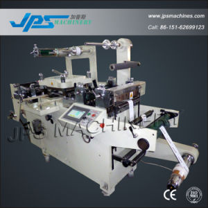 Self-Adhesive Photo Paper Die Cutting Machine with Hot Foil Stamping pictures & photos