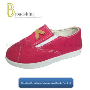 ad5eb01d9c Canvas Kids Toddler Footwear with Light and Flexible Sole (ES9022)