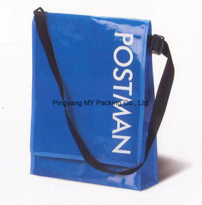 Gravure Print OPP Laminated Non Woven Shoulder Bag pictures & photos