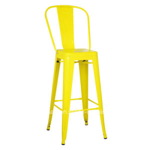 Judor Modern Powder Coating Metal Chair for Outdoor/ Living Room/Cafe pictures & photos