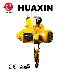China Factory Supply CD Type 1 Ton Construction Hoist for Crane