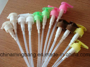 Shampoo Plastic PP Treatment Pump pictures & photos