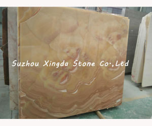 Red Onyx Natural Stone Marble Slab