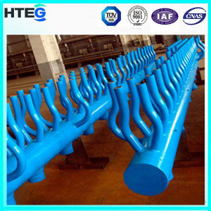 China ASME Standard Better Performance Boiler Superheater Header pictures & photos
