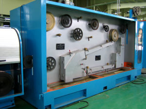 Drawing Machine, Copper Rod Breakdown Machine