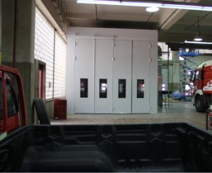 Large Bus Paint Booth with Heating System pictures & photos