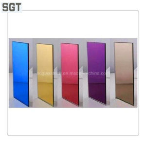 Customized Ultra/ Colored Copper Free Mirror with CE pictures & photos