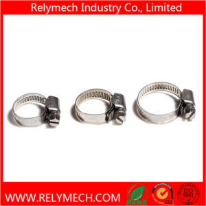 Stainless Steel German Style Hose Clamp pictures & photos