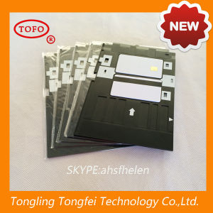 Wholesale Inkjet Printing Magnetic Card with 5528 Chip pictures & photos