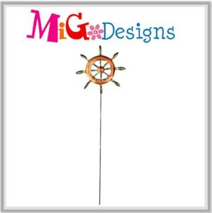 Excellent Fish Metal Garden Stake Ocean Collection pictures & photos
