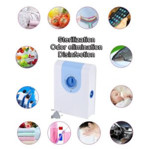 Portable 300mg/H Ozone Generator Air Purifier pictures & photos