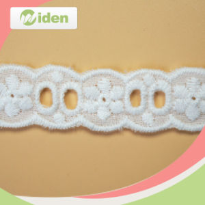 Latest Material Embroidery Various Colors African Trimming Lace pictures & photos