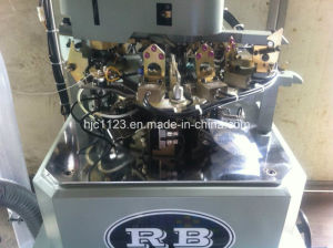 Rb Jacquard Terry Ang Plain Double-Use Sock Knitting Machine Price