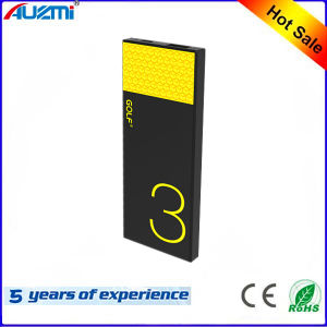 3000mAh 5V 1A Power Bank with Intelligent Protection System