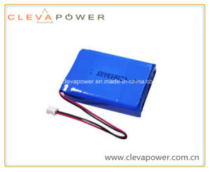 Rechargeable Li-ion Battery of 14500 700mAh 7.4V