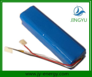Li-Polymer Battery Pack 18650 Batteries 14.8V 8800mAh