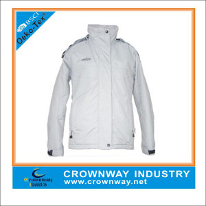 Womens 8000mm Waterproof Ski Jacket with Seam Sealed pictures & photos