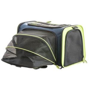 Soft-Sided Expandable Travel Foldable Washable Cat Dog Bag Pet Carrier pictures & photos