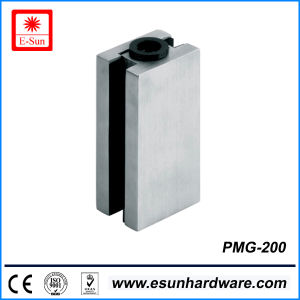 High Quality Aluminium Alloy Glass Door Hardware (PMG-200) pictures & photos