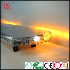 Newest Lightbar for Safety Vehicles Amber Dome Take Down Light Safety Vehicles LED Lightbar Ambulance/Fire Engine/ Use The Police Car to Open up The Road pictures & photos