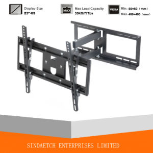 Adjustable Swivel TV Wall Mount Bracket pictures & photos